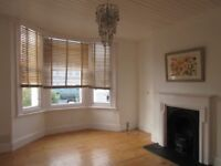 Lovely two-bedroom garden flat in Hove - near shops, station, sea
