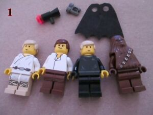 LEGO - rare figures and parts