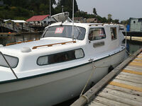 Motivated to Sell 1974 Albin 25 foot cruiser