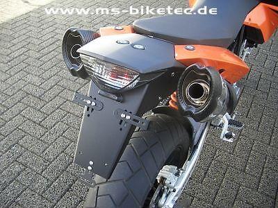 Kennzeichenhalter KTM Supermoto SM-950 SM-990 SM-T SM-R (ohne ABS) online kaufen