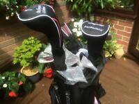 Mcgregor CG1900 golf clubs NEW