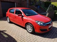 Vauxhall Astra 1.4i petrol 2006 great condition long mot
