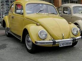 WV Beetle 1300 - 1972