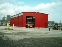 Canadian Steel Buildings in London