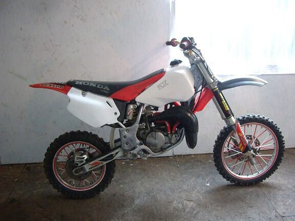 Motorbike Honda Motocross Bike 80cc Motorbike | In Hereford