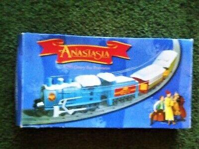 Anastasia train set