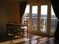 Fully furnished Excellent 2 Double Bedroom Flat + study (S6 3GJ) on 2nd floor - £600 pcm