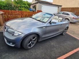 BMW, 1 SERIES, Convertible, 2013, Manual, 1995 (cc), 2 doors
