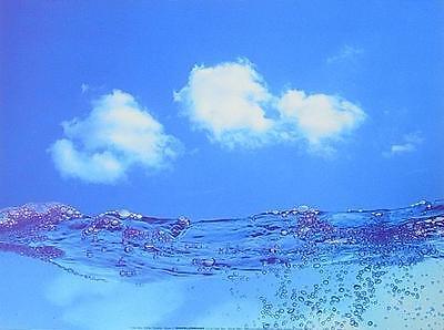 Blasen Poster Kunstdruck Bild 40x30cm
