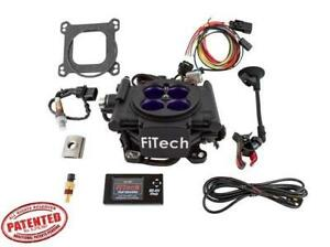 Fitech Meanstreet EFI Conversion Kit 800hp Hot Rod Muscle Car Resto Mod Mustang Camaro Corvette Nova Chevelle Dart Cuda