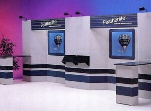 Featherlite Exhibit/display system