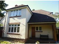 3 BEDROOM DETACHED HOUSE BURGESS ROAD SO16