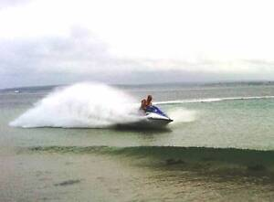 3 Seater Jetski with Cover & Trailer with long Rego. Menai Sutherland Area Preview