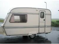 CARAVAN WANTED, ABANDONED OR DAMAGED, ANYTHING CONSIDERED