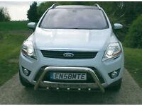 2009 Ford Kuga Titanium LHD