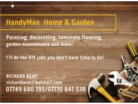 HandyMan Home & Garden Ltd