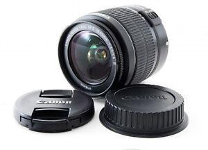 Canon EF-S 18-55 mm f/3.5-5.6 III lens Kitchener / Waterloo Kitchener Area image 1