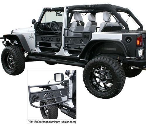 For Sale 2008 Jeep Wrangler Unlimited 4 Door: Jeep JK Doors