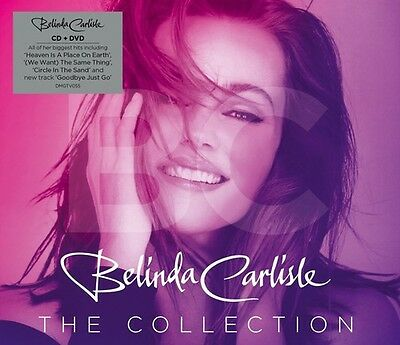 Belinda Carlisle - Collection [New CD] Bonus DVD, NTSC Region 0, UK - Import