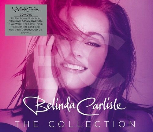 Belinda Carlisle - Collection [new Cd] Bonus Dvd, Ntsc Region 0, Uk -