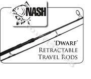 Travel Carp Rod