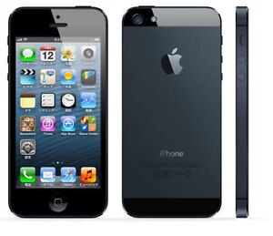 Iphone 5 16gb Bell/Virgin/Solo $120 FIRM