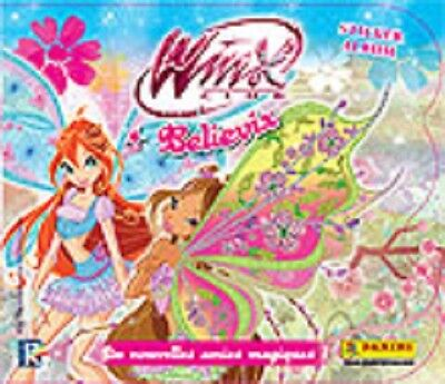 10 Sticker Winx Club Believix zum Aussuchen von Panini online kaufen