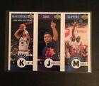 Upper Deck Phoenix Suns Basketball Trading Cards