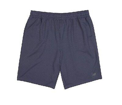 - New Balance Youth Boys Basic Mesh Athletic Thunder Shorts Size M 10/12