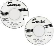 Beatles Swan