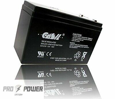 CASIL 12V 7AH CA1270 Sealed Lead Acid  Battery for GP1272 F2