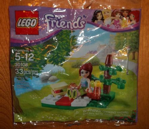 lego friends mia ebay