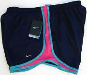 Womens Purple Nike Shorts