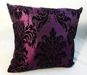 Damask Cushion Covers