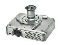 Audio Visual Projector/TV Ceiling and Wall Brackets/Mounts