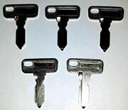 Golf Cart Key