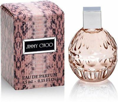 Mini Jimmy Choo EDP Perfume for Women Brand New In Box