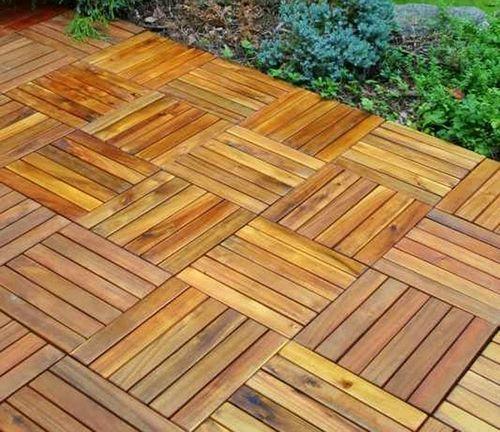 Wood Decking: Home & Garden
