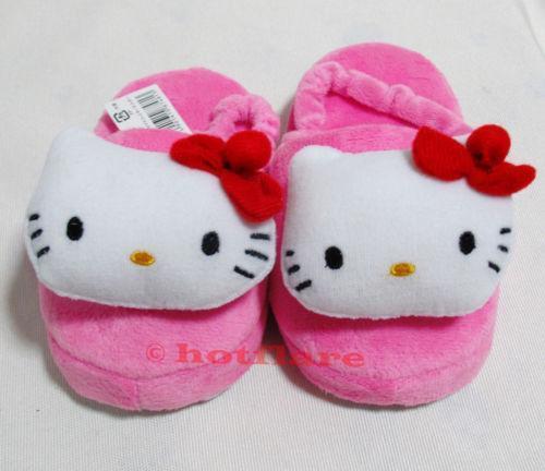 Hello Kitty Kids Slippers