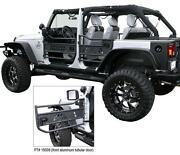 Jeep JK Tube Doors