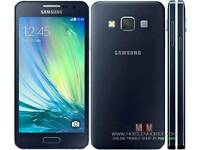 Latest version Samsung Galaxy A3 16gb black factory unlocked excellent used condition boxed