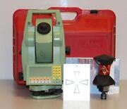 Used Leica Total Station