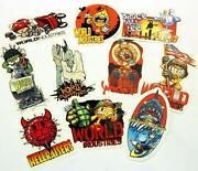 Skateboard Sticker Pack