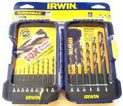 Irwin Drill Bit Set