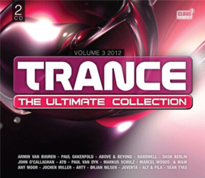 Various Artists : Trance - The Ultimate Collection 2012 - Volume 3 CD 2 discs