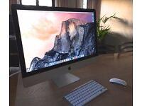 "Apple 27"" iMac 5K Retina Core i5 3.5GHZ, 24GB RAM, 1TB Fusion Drive"