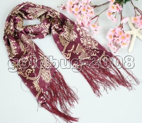 mens silk scarf ebay