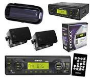 Waterproof MP3 Speakers