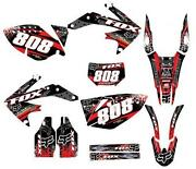 CRF450X Graphics