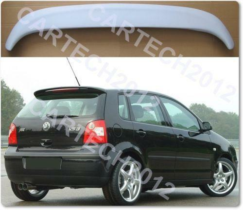 vw polo spoiler ebay. Black Bedroom Furniture Sets. Home Design Ideas